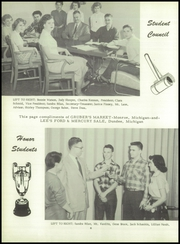 Page 12, 1956 Edition, Summerfield High School - Trails End Yearbook (Petersburg, MI) online yearbook collection