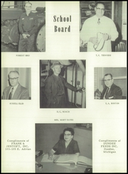 Page 16, 1956 Edition, Summerfield High School - Trails End Yearbook (Petersburg, MI) online yearbook collection