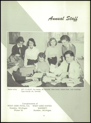 Page 9, 1956 Edition, Summerfield High School - Trails End Yearbook (Petersburg, MI) online yearbook collection