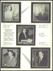 Page 11, 1957 Edition, Summerfield High School - Trails End Yearbook (Petersburg, MI) online yearbook collection