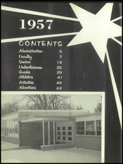Page 6, 1957 Edition, Summerfield High School - Trails End Yearbook (Petersburg, MI) online yearbook collection