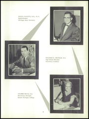 Page 9, 1957 Edition, Summerfield High School - Trails End Yearbook (Petersburg, MI) online yearbook collection