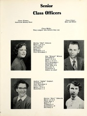 Page 11, 1953 Edition, Springport High School - Spartan Yearbook (Springport, MI) online yearbook collection