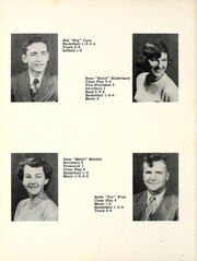 Page 12, 1953 Edition, Springport High School - Spartan Yearbook (Springport, MI) online yearbook collection
