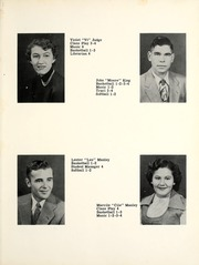 Page 13, 1953 Edition, Springport High School - Spartan Yearbook (Springport, MI) online yearbook collection