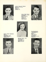 Page 14, 1953 Edition, Springport High School - Spartan Yearbook (Springport, MI) online yearbook collection