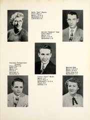 Page 15, 1953 Edition, Springport High School - Spartan Yearbook (Springport, MI) online yearbook collection
