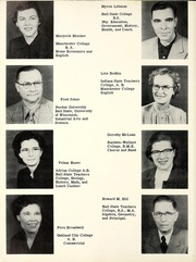 Page 8, 1953 Edition, Springport High School - Spartan Yearbook (Springport, MI) online yearbook collection