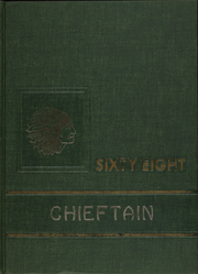 1968 Edition, Saranac High School - Chieftain Yearbook (Saranac, MI)