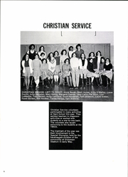 Page 10, 1977 Edition, Lake Michigan Catholic High School - Blue Tide Yearbook (St Joseph, MI) online yearbook collection