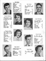 Page 10, 1953 Edition, Deckerville High School - Per Annos Yearbook (Deckerville, MI) online yearbook collection