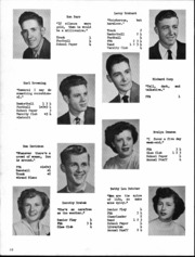 Page 11, 1953 Edition, Deckerville High School - Per Annos Yearbook (Deckerville, MI) online yearbook collection