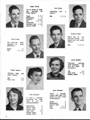 Page 13, 1953 Edition, Deckerville High School - Per Annos Yearbook (Deckerville, MI) online yearbook collection