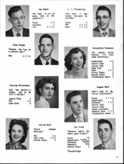 Page 16, 1953 Edition, Deckerville High School - Per Annos Yearbook (Deckerville, MI) online yearbook collection