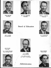 Page 4, 1953 Edition, Deckerville High School - Per Annos Yearbook (Deckerville, MI) online yearbook collection