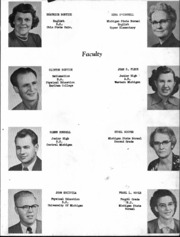 Page 6, 1953 Edition, Deckerville High School - Per Annos Yearbook (Deckerville, MI) online yearbook collection