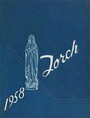 1958 Edition, St Ladislaus High School - Torch Yearbook (Hamtramck, MI)
