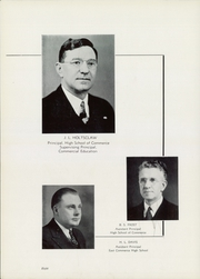 Page 12, 1937 Edition, Commerce High School - Reveille Yearbook (Detroit, MI) online yearbook collection