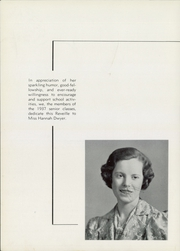 Page 8, 1937 Edition, Commerce High School - Reveille Yearbook (Detroit, MI) online yearbook collection