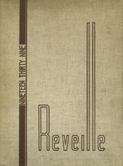 Page 1, 1939 Edition, Commerce High School - Reveille Yearbook (Detroit, MI) online yearbook collection