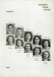 Page 12, 1946 Edition, Commerce High School - Reveille Yearbook (Detroit, MI) online yearbook collection