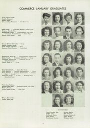 Page 15, 1946 Edition, Commerce High School - Reveille Yearbook (Detroit, MI) online yearbook collection