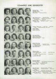 Page 16, 1946 Edition, Commerce High School - Reveille Yearbook (Detroit, MI) online yearbook collection