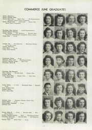 Page 17, 1946 Edition, Commerce High School - Reveille Yearbook (Detroit, MI) online yearbook collection