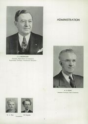 Page 8, 1946 Edition, Commerce High School - Reveille Yearbook (Detroit, MI) online yearbook collection