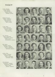 Page 9, 1946 Edition, Commerce High School - Reveille Yearbook (Detroit, MI) online yearbook collection