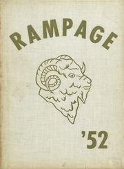 Page 1, 1952 Edition, Harbor Springs High School - Rampage Yearbook (Harbor Springs, MI) online yearbook collection