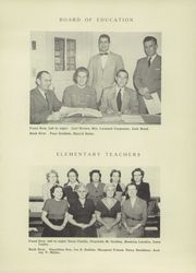 Page 13, 1952 Edition, Harbor Springs High School - Rampage Yearbook (Harbor Springs, MI) online yearbook collection