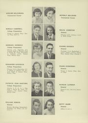 Page 17, 1952 Edition, Harbor Springs High School - Rampage Yearbook (Harbor Springs, MI) online yearbook collection