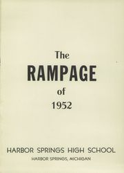 Page 5, 1952 Edition, Harbor Springs High School - Rampage Yearbook (Harbor Springs, MI) online yearbook collection