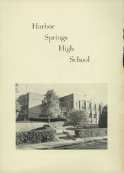 Page 6, 1952 Edition, Harbor Springs High School - Rampage Yearbook (Harbor Springs, MI) online yearbook collection