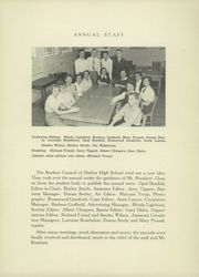 Page 8, 1952 Edition, Harbor Springs High School - Rampage Yearbook (Harbor Springs, MI) online yearbook collection