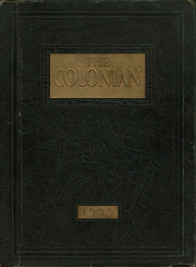 Page 1, 1929 Edition, Colon High School - Magi Yearbook (Colon, MI) online yearbook collection