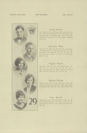 Page 15, 1929 Edition, Colon High School - Magi Yearbook (Colon, MI) online yearbook collection