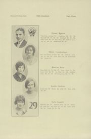 Page 17, 1929 Edition, Colon High School - Magi Yearbook (Colon, MI) online yearbook collection