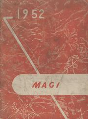 Colon High School - Magi Yearbook (Colon, MI) online yearbook collection, 1952 Edition, Page 1