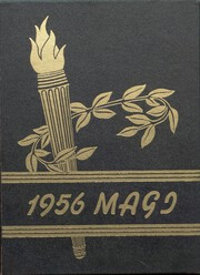 Colon High School - Magi Yearbook (Colon, MI) online yearbook collection, 1956 Edition, Page 1