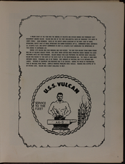 Page 7, 1980 Edition, Vulcan (AR 5) - Naval Cruise Book online yearbook collection