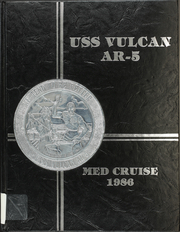 Page 1, 1986 Edition, Vulcan (AR 5) - Naval Cruise Book online yearbook collection