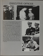 Page 11, 1986 Edition, Vulcan (AR 5) - Naval Cruise Book online yearbook collection