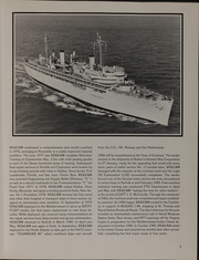 Page 7, 1986 Edition, Vulcan (AR 5) - Naval Cruise Book online yearbook collection