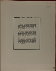 Page 5, 1989 Edition, Vulcan (AR 5) - Naval Cruise Book online yearbook collection