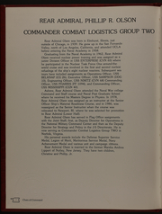 Page 6, 1989 Edition, Vulcan (AR 5) - Naval Cruise Book online yearbook collection