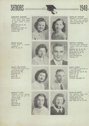 Page 10, 1948 Edition, Fulton High School - Talespin Yearbook (Middleton, MI) online yearbook collection