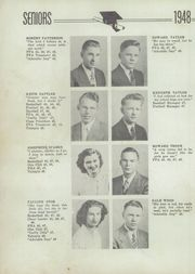 Page 12, 1948 Edition, Fulton High School - Talespin Yearbook (Middleton, MI) online yearbook collection