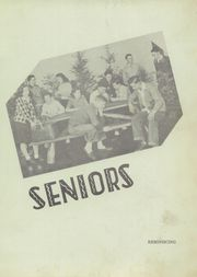 Page 9, 1948 Edition, Fulton High School - Talespin Yearbook (Middleton, MI) online yearbook collection